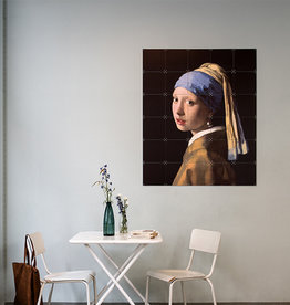 IXXI Girl with a pearl earring décoration murale