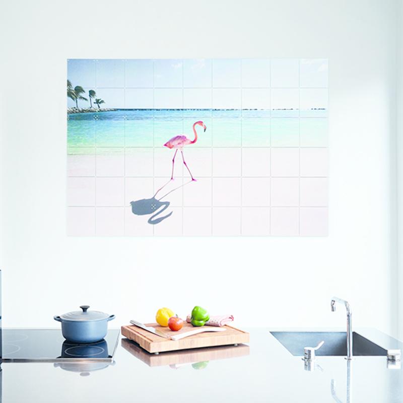 IXXI Pink Paradise décoration murale