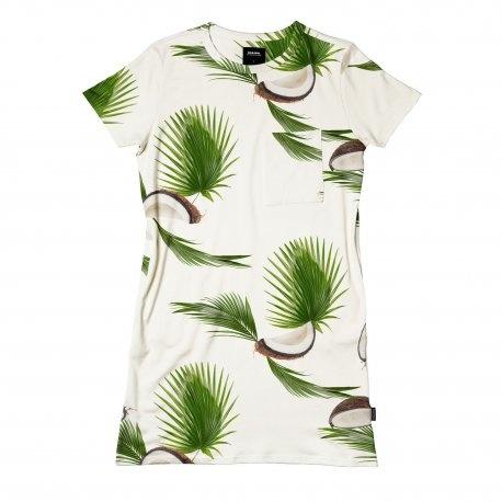 SNURK beddengoed Coconuts T-shirt dress Woman