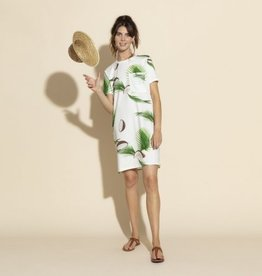 SNURK beddengoed Coconuts T-shirt dress Woman