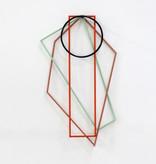 Serax Trivets onderleggers coasters van Muller Van Severen - 50x30 cm