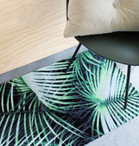 Mad About Mats Palm tapis dur - scraper