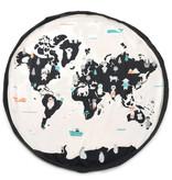 Play&Go Worldmap speelmat/opbergzak