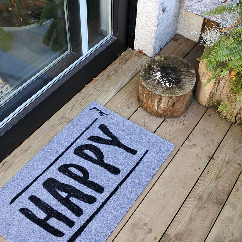 Mad About Mats Harde mat Barry scraper 50 x 75 cm