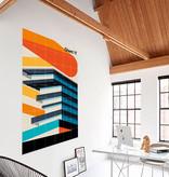IXXI IXXI - Ghent 17 - décoration murale -Bo Lundberg