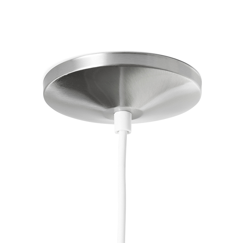HAY Nelson Saucer Crisscross Bubble lampe suspendue