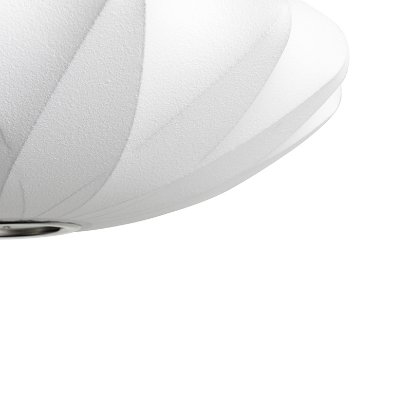 HAY Nelson Saucer Crisscross Bubble hanglamp