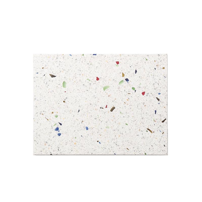 OK Design Confetti multicolor terrazzo plank