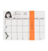 helen b Weekplanner Pin Up