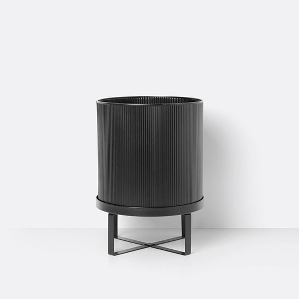 Fermliving Bau pot Large Black