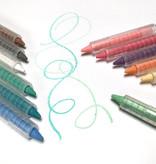 Groovy Magnets Cire de couleur - contenants de cire de couleur