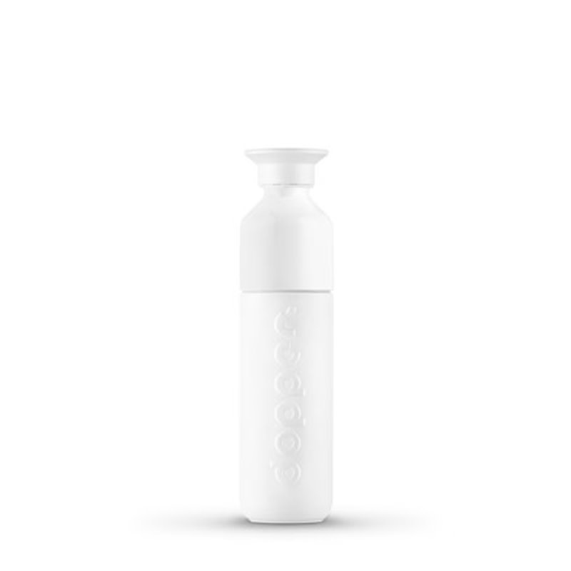 Dopper Dopper Thermos- Bouteille Isolées Wavy White
