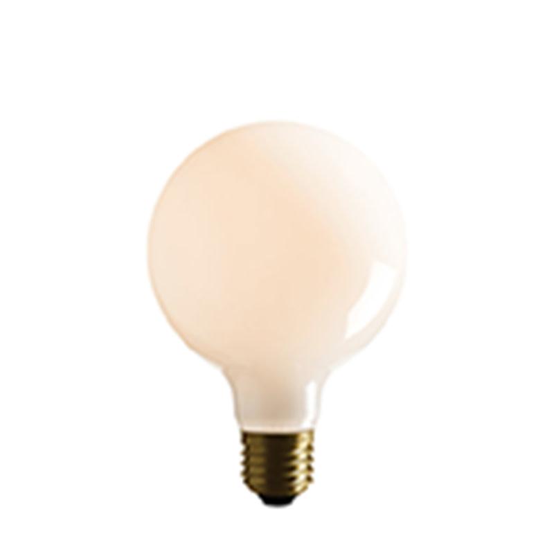 Edgar LED Bulb G95 Opaque Spherical