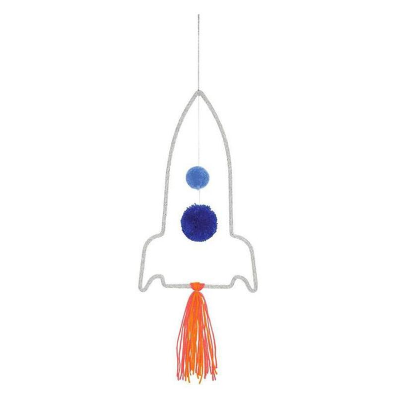 Meri Meri Décoration murale Rocket