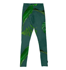 SNURK beddengoed Legging green forest kids