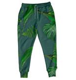 SNURK beddengoed Pantalon femmes green forest