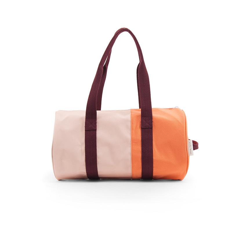 Sticky lemon Sporttas - Duffle Bag blossom pink