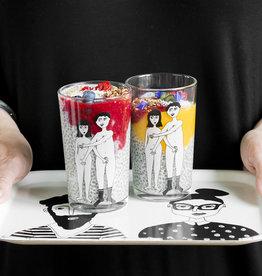 helen b Des verres (2 pieces) - Helenb
