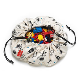 Play&Go Space mini opbergzak - speelmat