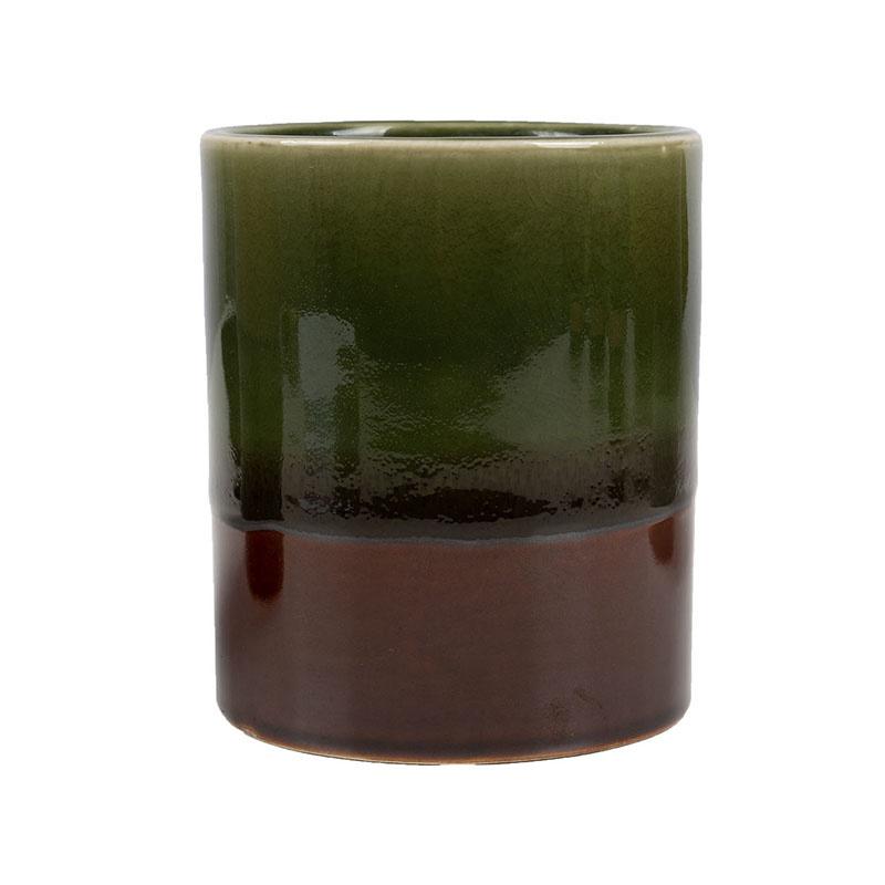 Zusss bougie parfumée céramique