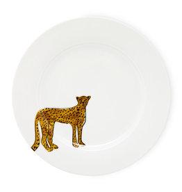 Fabienne Chapot Assiette Cheetah 27cm