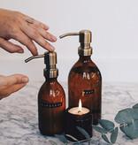 Wellmark Bougie parfumée en verre