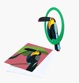 Studio Roof Studio Roof -3D puzzle toucan