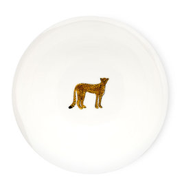 Fabienne Chapot Fabienne Chapot- Assiette Cheetah 17cm