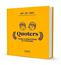 Stratier Logboek Quoters