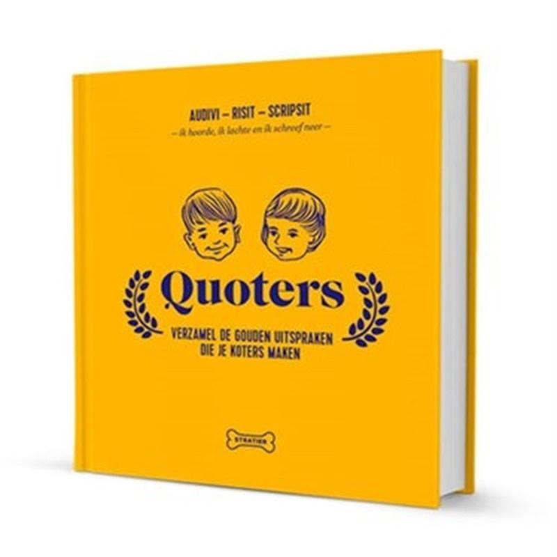 Stratier Journal de bord  Quoters