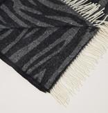 Klippan Plaid Savannah black - 130 x 180 cm