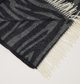 Other brands Plaid Savannah black - 130 x 180 cm