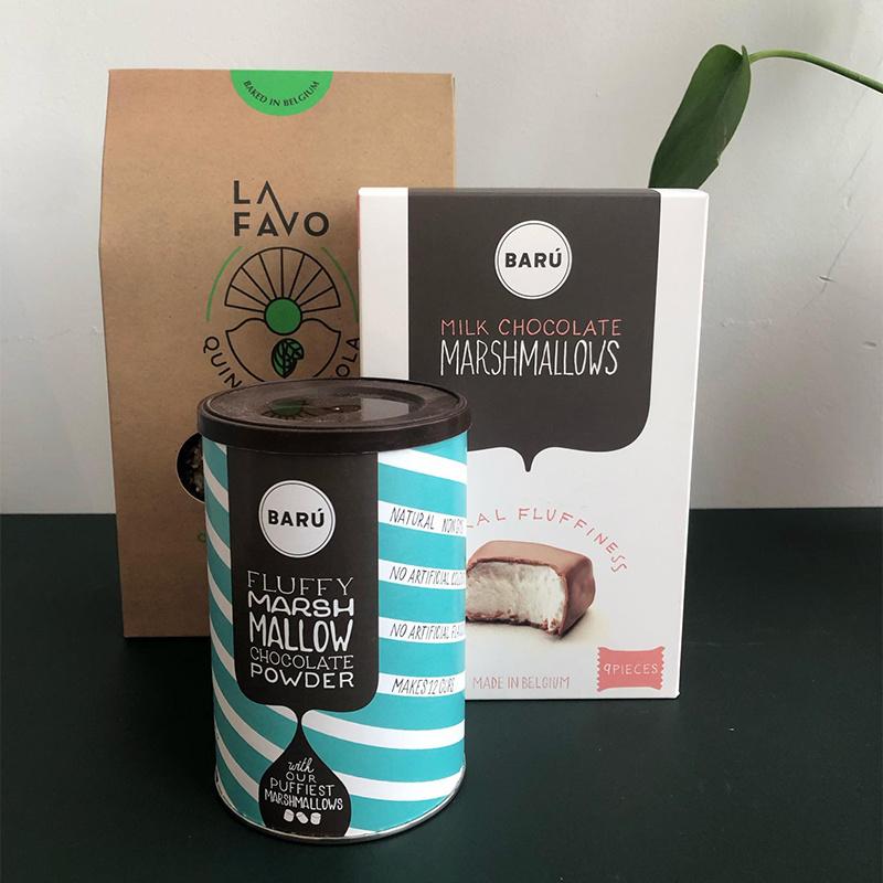 Barú Giftbox: Chocolate for breakfast