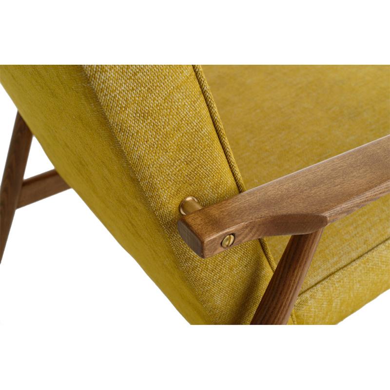 366 Concept Fox Armchair Loft - Sur les photos vous voyez le frêne foncé!