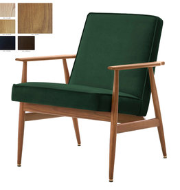 366 Concept Fox Armchair Velvet