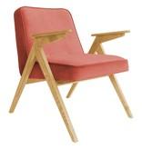 366 Concept 366 Bunny armchair Velvet - Sur les photos vous voyez le chêne naturel!