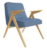 366 Concept 366 Bunny armchair Loft - Hout zichtbaar in de foto's is naturel eik!