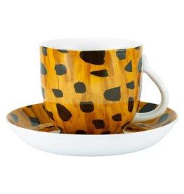 Fabienne Chapot tasse et soucoupe Cheetah Spots