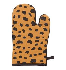 Fabienne Chapot Four gants Cheetah Spots