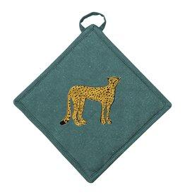 Fabienne Chapot Manique Cheetah 22x22cm