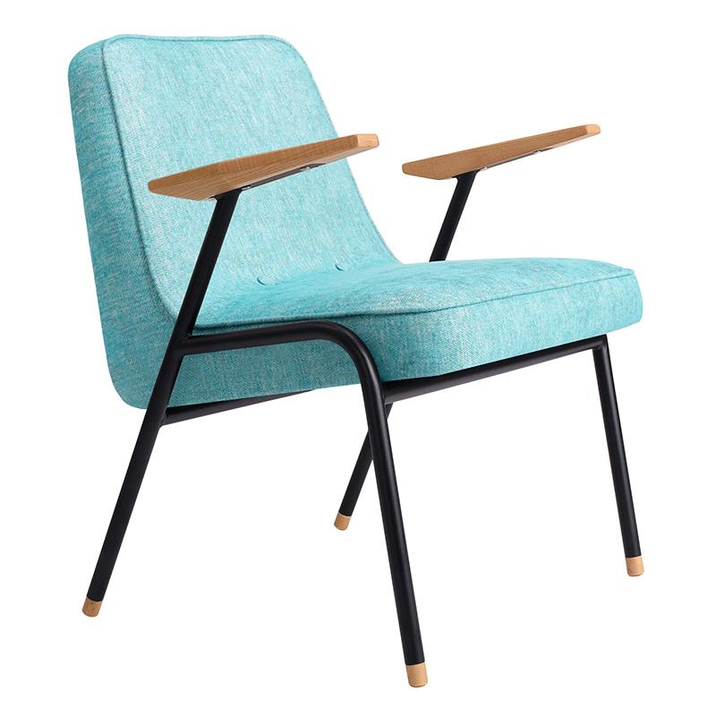 366 Concept 366 Metal Armchair loft