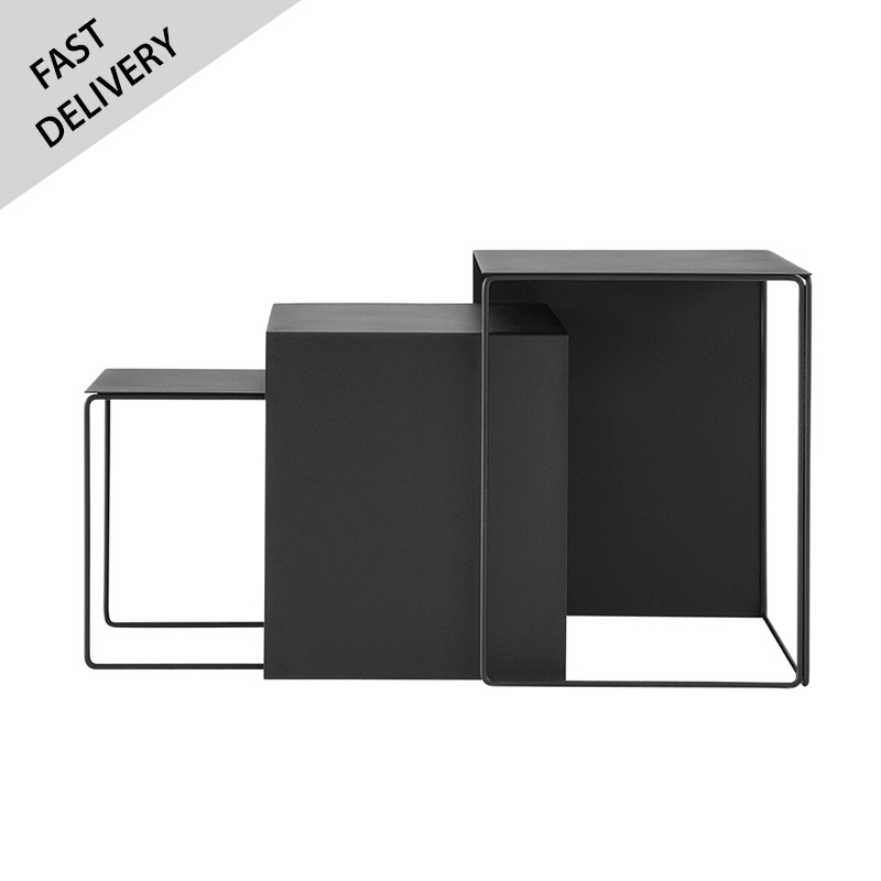 Fermliving Table cluster (set 3pc)