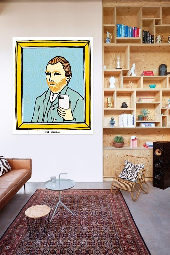 IXXI Van Gogh - Eva Mouton