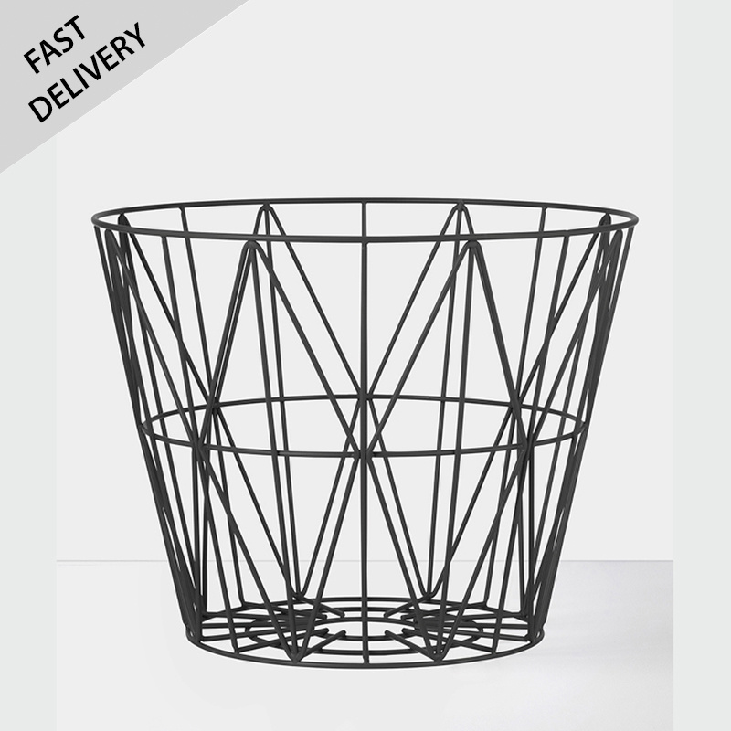 Fermliving Wire Basket LARGE