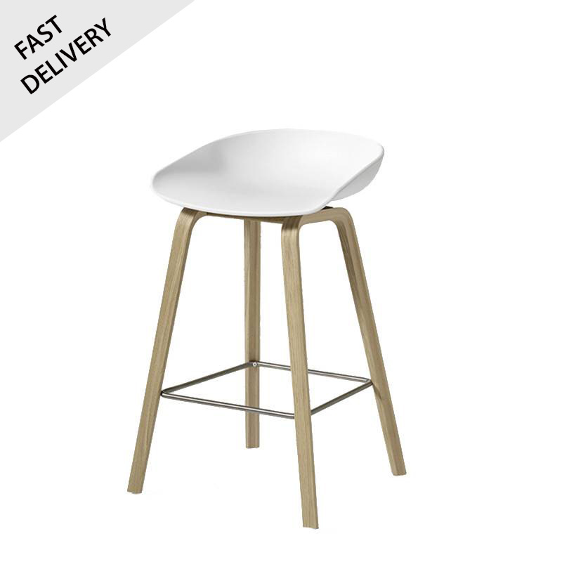HAY AAS32 Barkruk 'About A Stool' FAST TRACK (wit)