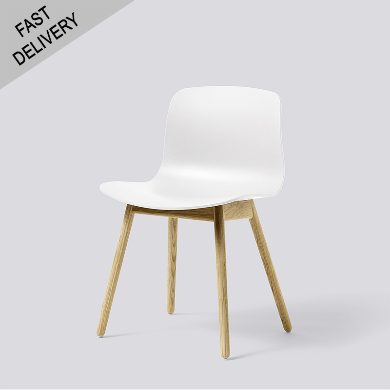 HAY AAC 12 stoel 'about a chair' FAST TRACK (wit)