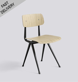 HAY Result chair FAST TRACK (mat gelakt eikenhout)