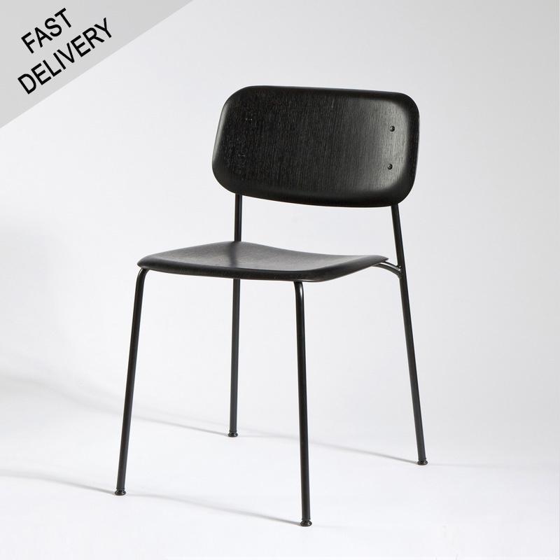 HAY Soft edge 10 FAST TRACK (steel + zwart)