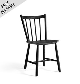HAY J41 Chair - blackFAST TRACK