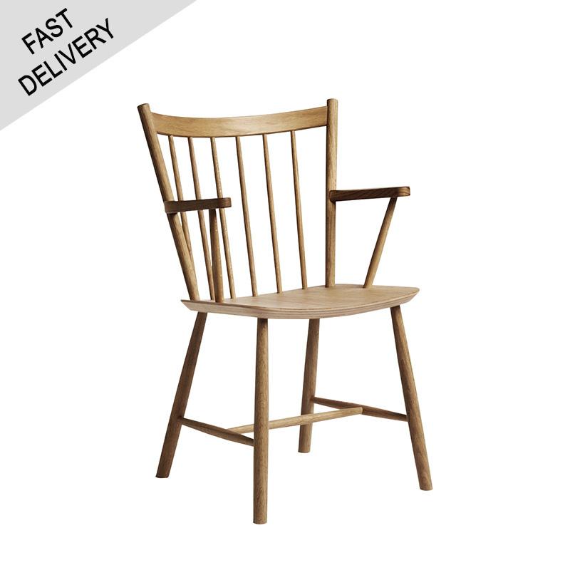 HAY J42 chair oiled oak FAST TRACK